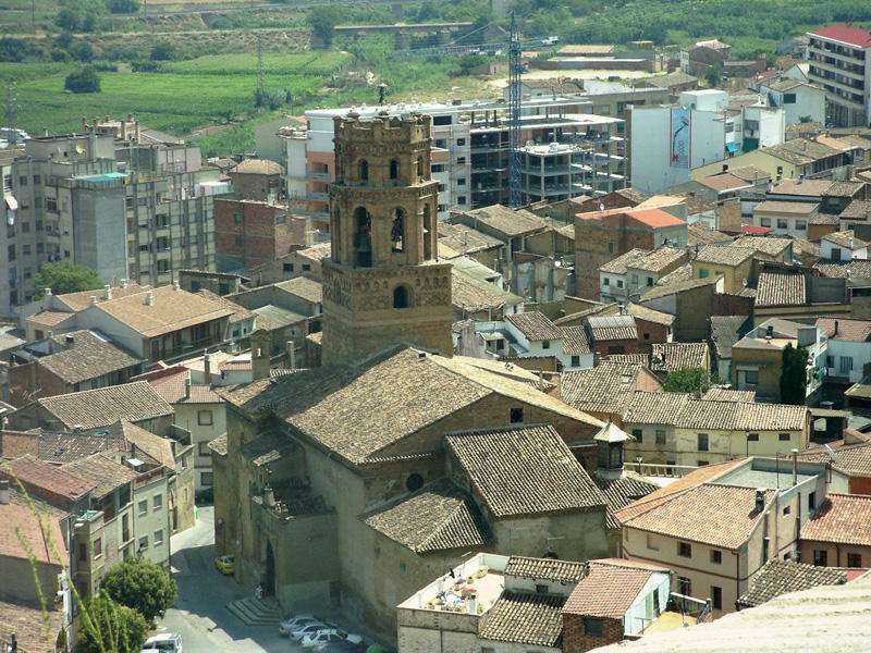 Vista desde el castillo. 2004