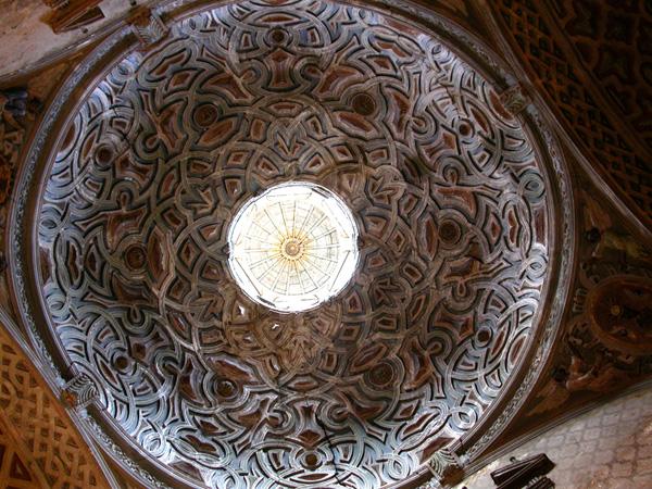 Capilla de la Parroquieta. Cúpula. 2004