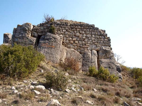 Restos de la torre