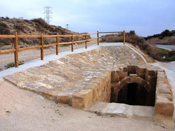 Acueducto El Caño