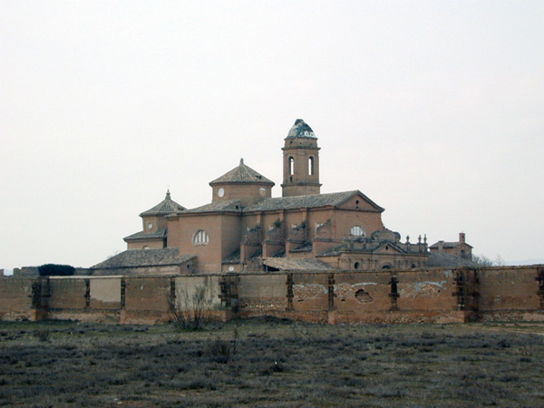 Vista general. Iglesia