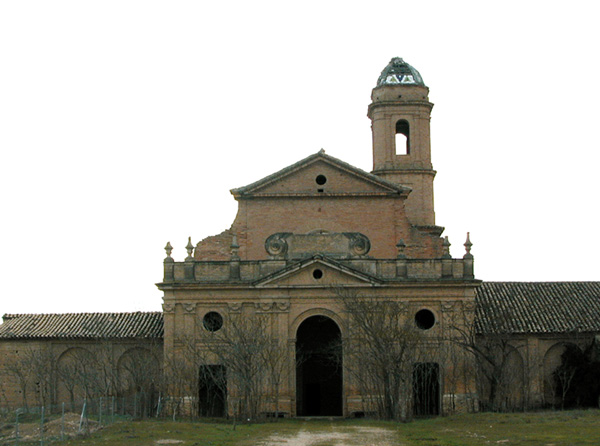 Iglesia. Fachada