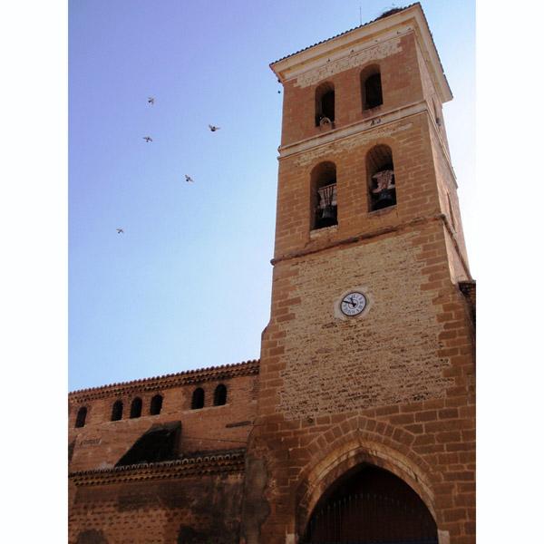 Sena. Iglesia de la Asunción de Nuestra Señora
