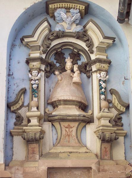 Capilla de Santo Domingo y de la Virgen de Arcos