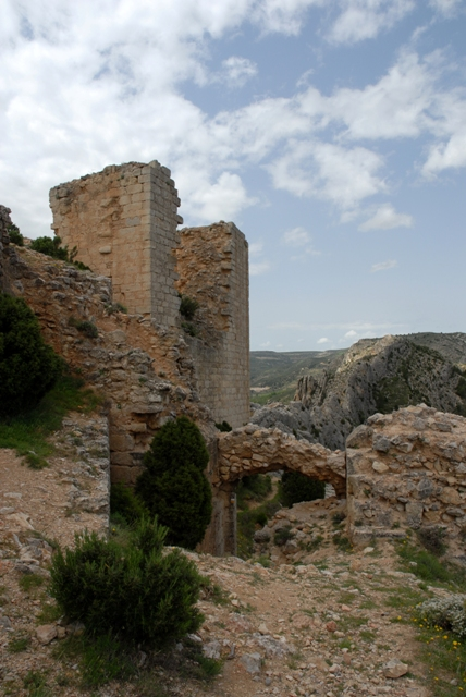 Torre del Homenaje del Castillo de Castellote