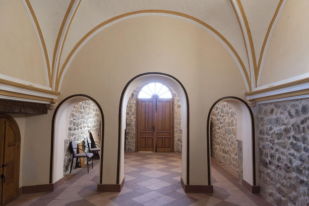 Arcos interiores