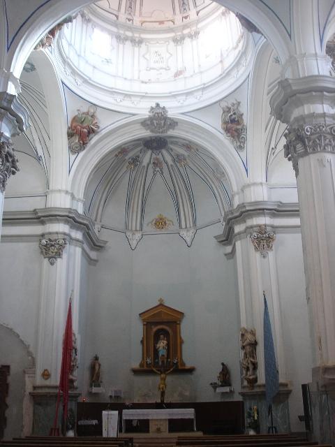 Iglesia de la purificaci n allepuz sipca for Estilo arquitectonico que usa adornos con plantas y animales