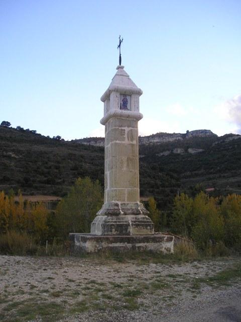 Peirón de San Antonio Abad