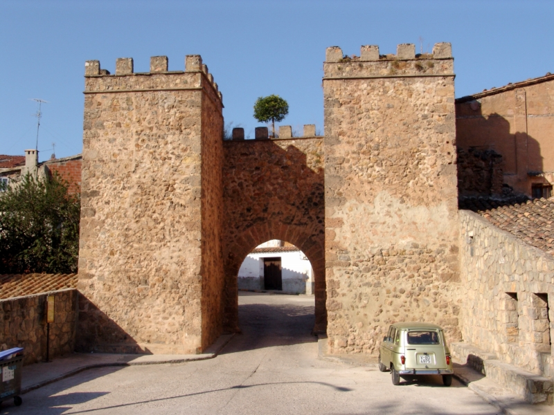 Portal de Abajo