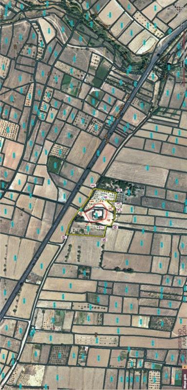 Localización en fotografía aérea