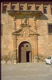 Vista puerta
