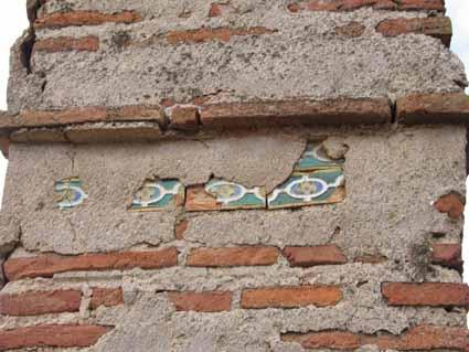 Detalle cerámica