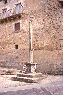 Crucero de la Puerta de Zaragoza