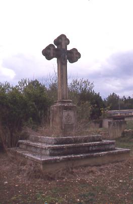 Cruz de Valentuñana