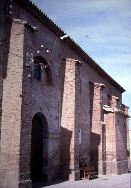 Vista lateral fachada