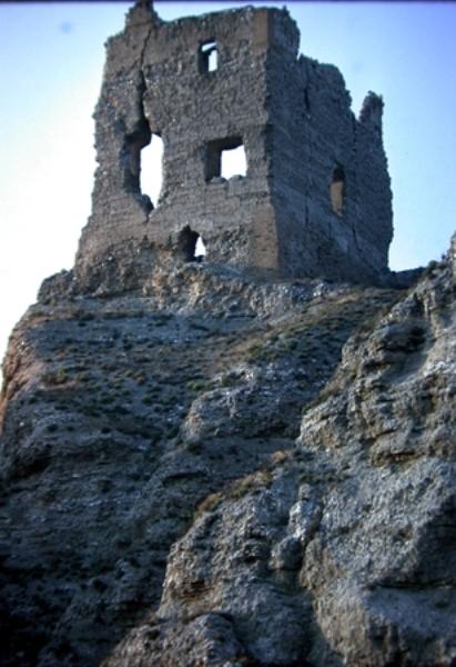 Vista del torreón