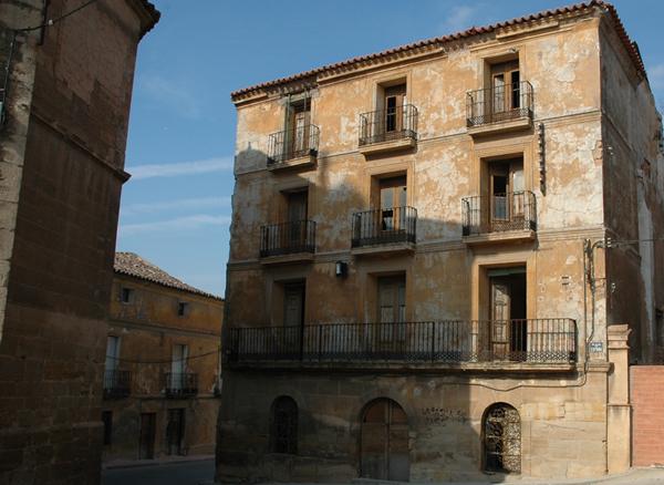 Casa (plaza de España)
