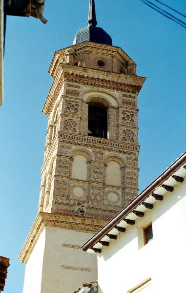 Vista parcial torre