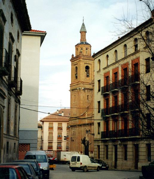 Vista parcial fachada principal