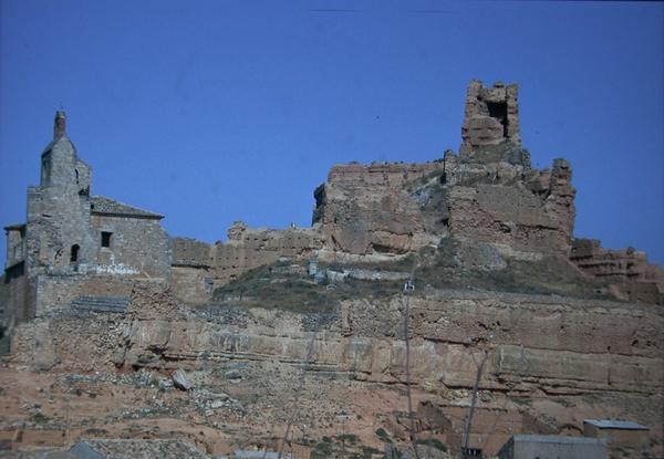 Vista desde el flanco occidental
