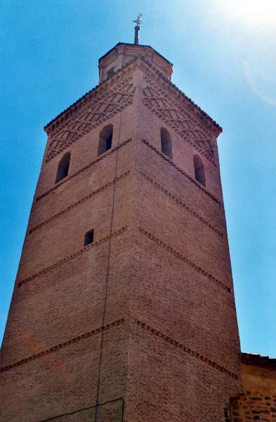 Torre vista exterior