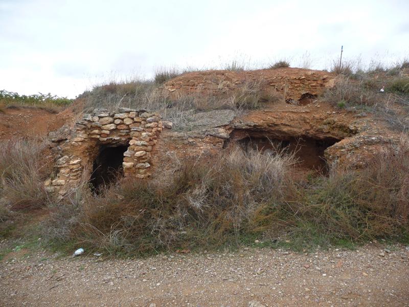 Viviendas en cueva