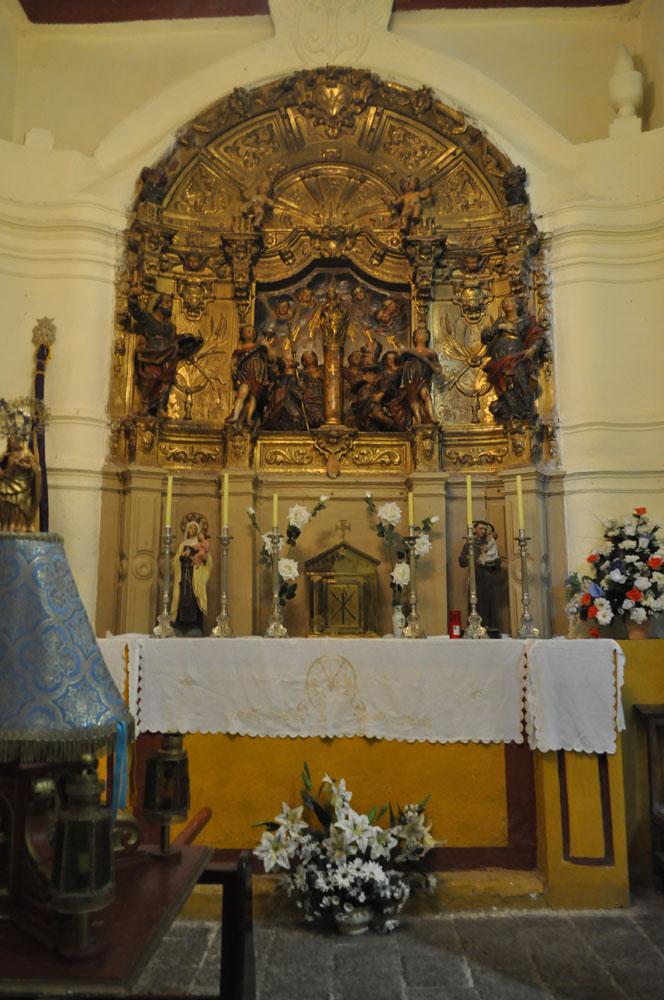 Retablo de la Virgen del Pilar