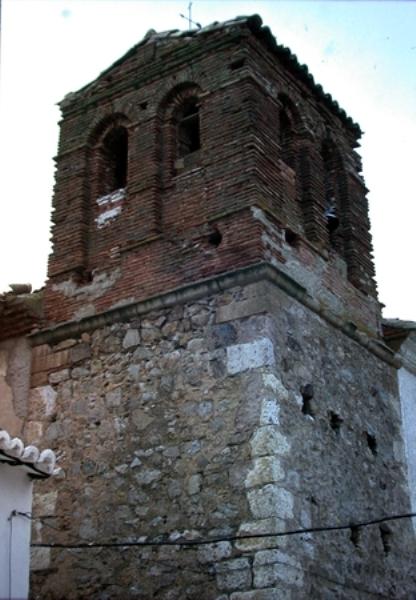 Vista exterior campanario