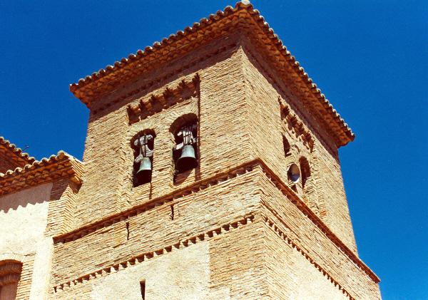Cuerpo superior torre