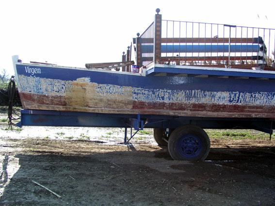 Barca de Boquiñeni
