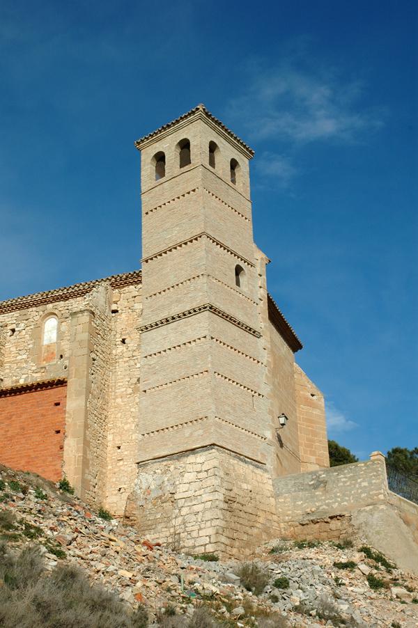 Exterior. Torre