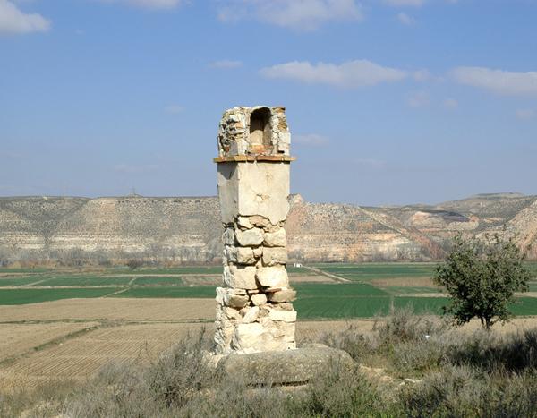 Pilón de la Virgen del Pilar