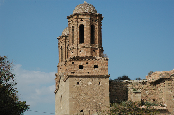 Torre del lado de la Epístola