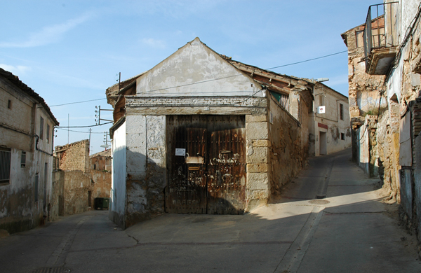 Antiguo corral