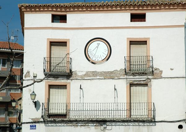 Casa (plaza de España 40)