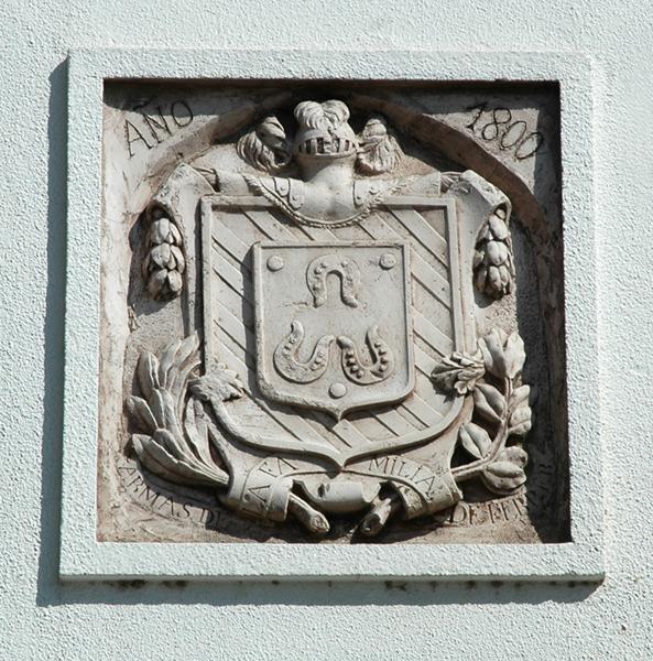 Casa (plaza de España 4)