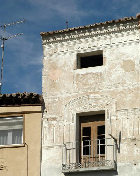 Casa (plaza de España 39)