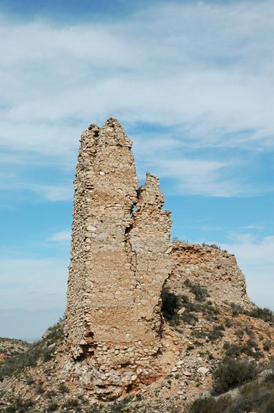 Torre y construcción central