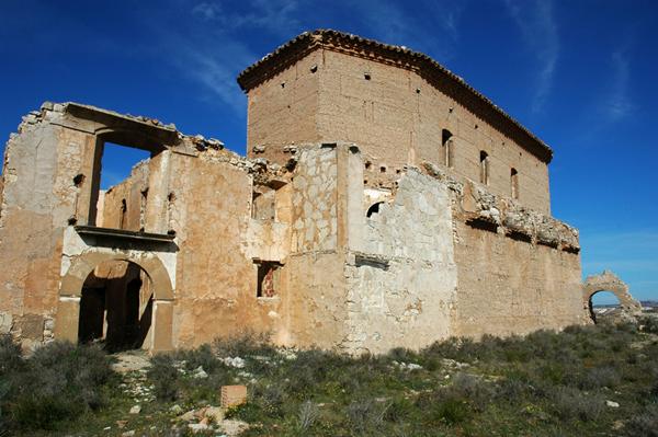 Ermita del Pilar. Sureste