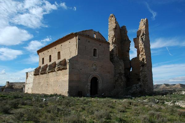 Torre y ermita del Pilar