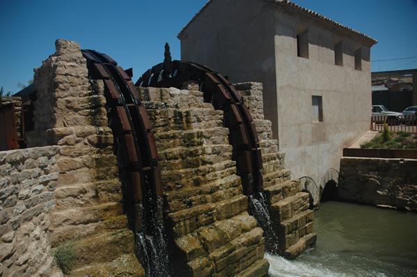 Resultado de imagen de norias velilla de Ebro