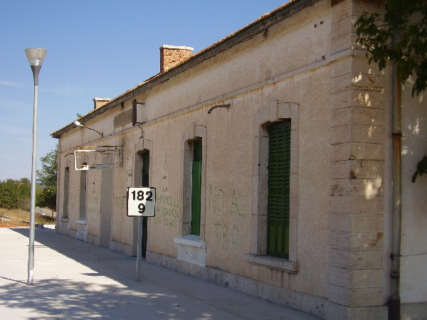 Estación de Rubielos de Mora