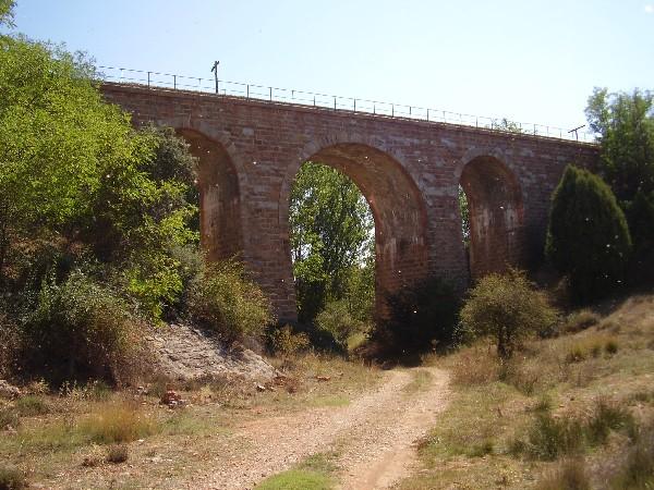 Puente de la masía del Chopo 1