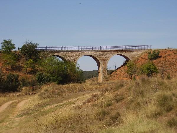 Puente de la masía del Chopo 2