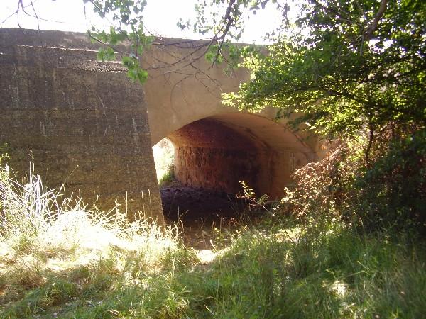 Puente de la masía del Chopo 3