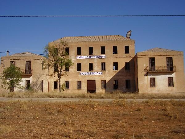Fábrica de harinas La Valenciana