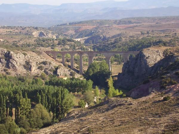 Viaducto de la Vía Central