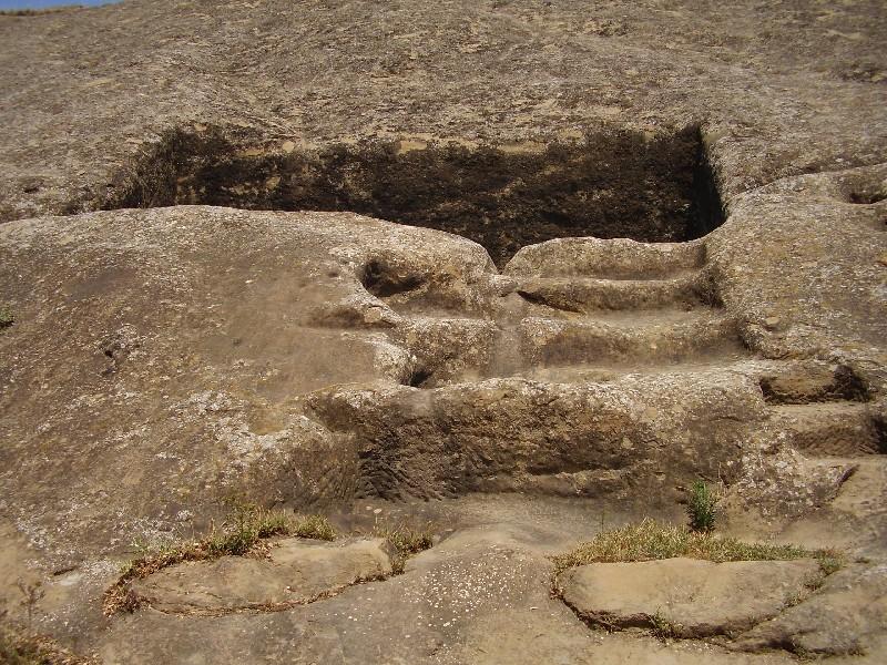 Aljibe de Pedreula