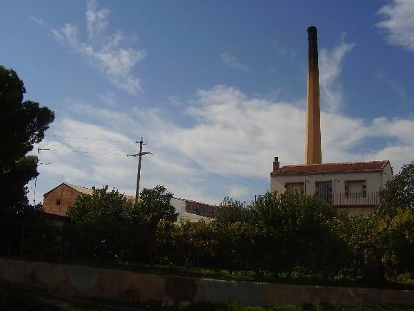 Fábrica de ladrillos Asven-Ruiz