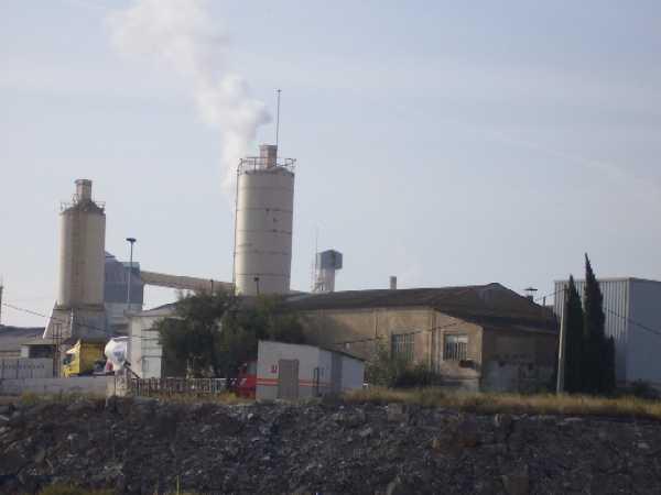 Fábrica de yeso